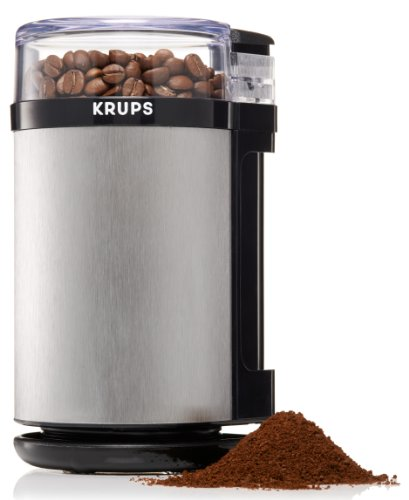 KRUPS GX4100 Electric Spice Herbs and Coffee...